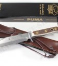 German Knives Shop Puma Germany Bowie Hunting Knife