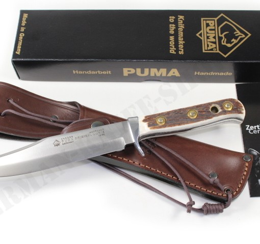 PUMA Bowie Hunting Knife 116396 003