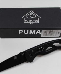 PUMA TEC Folding Pocket Knife With Tanto Blade