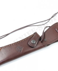 Puma Bowie Knife Leather Sheath