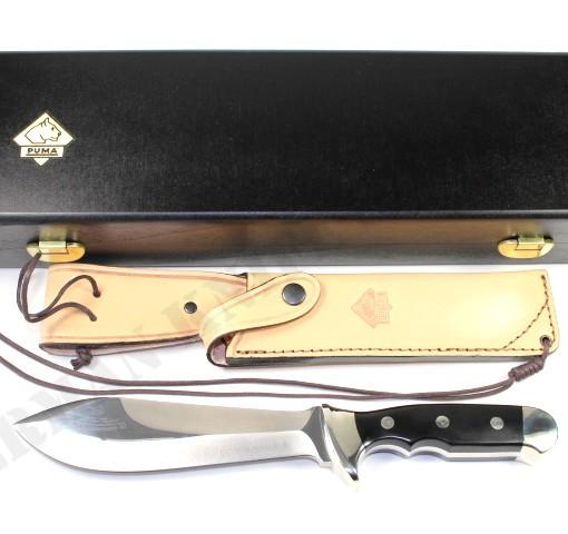Puma Rudemann 40 Micarta Hunting Knife # 143584 001