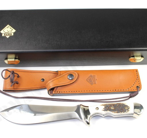 Puma Rudemann40 Ruedemann40 Stag Hunting Knife # 113584 002