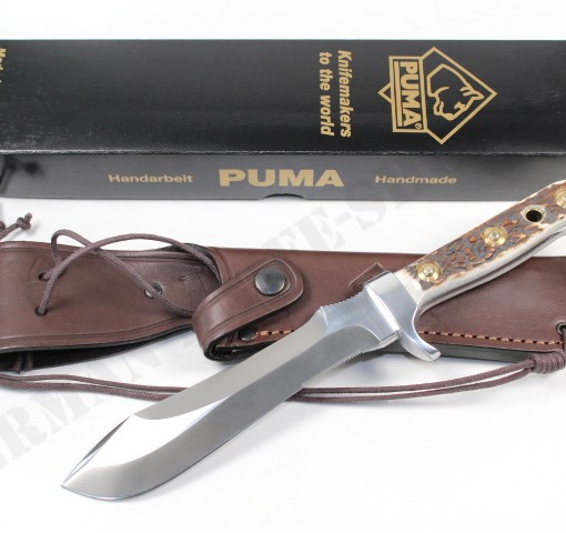 Puma White Hunter Knife # 002