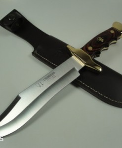 Cudeman Bowie Hunting Knife
