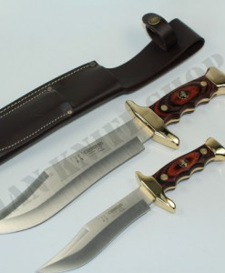 Cudeman Bowie Knife Combo Set