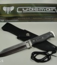 Cudeman Sporting Knife MT-2 With 440A Stainless Steel