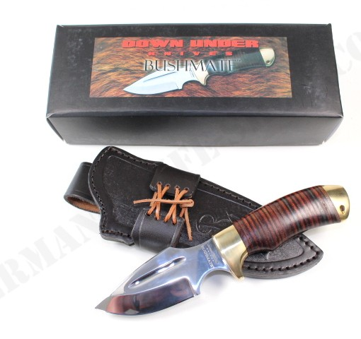 Down Under Knives Bushmate Knife # 446010 001