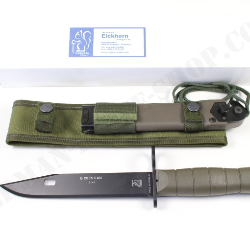 Eickhorn B2005CAN Bayonet Knife # 800103 002