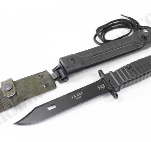 Eickhorn Field Knife 500 FK500 With Wire Cutter - German Knife Shop