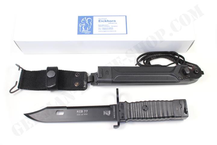 Eickhorn KCB-77 Bayonet Included Sheath