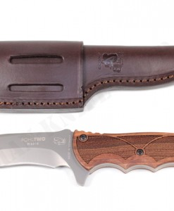 Eickhorn Pohl Two Wood Hunting Knife