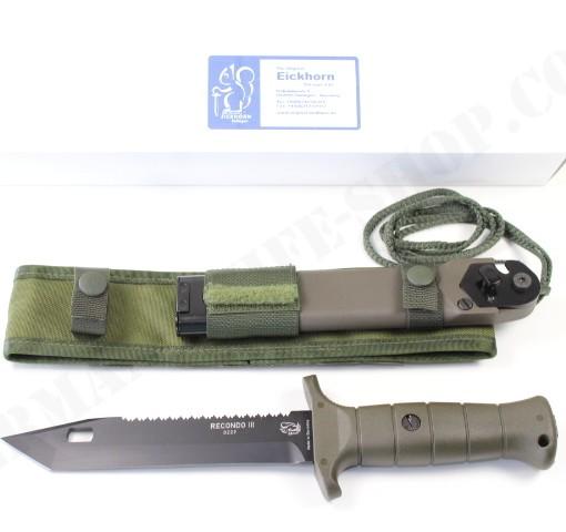 Eickhorn Recondo III. Combat Knife # 825131 001