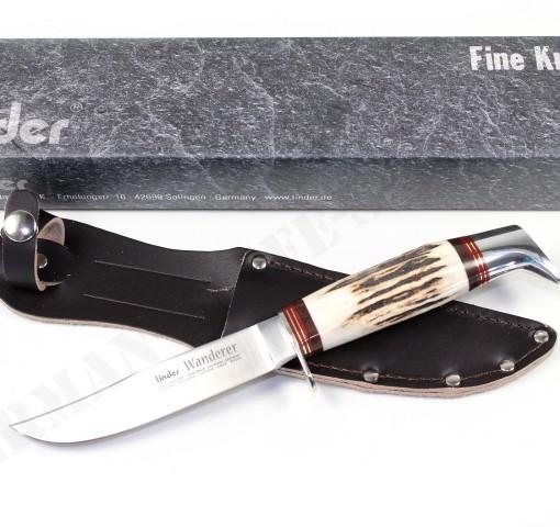 German Linder Hunting Knife Model Wanderer  100111 002