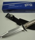 Herbertz Germany Bowie Survival Knife With Compass