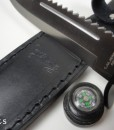 Herbertz Bowie Survival Knife With Compass5