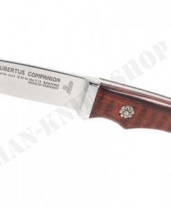 Hubertus Knives Companion Snake Wood Hunting