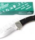 Hubertus Knives Folding Ebony Wood
