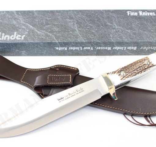 LINDER BOWIE DELUXE COLLECTORS KNIFE 176525 003