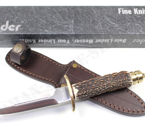 LINDER DAGGER WITH STAG HANDLE 213013 001