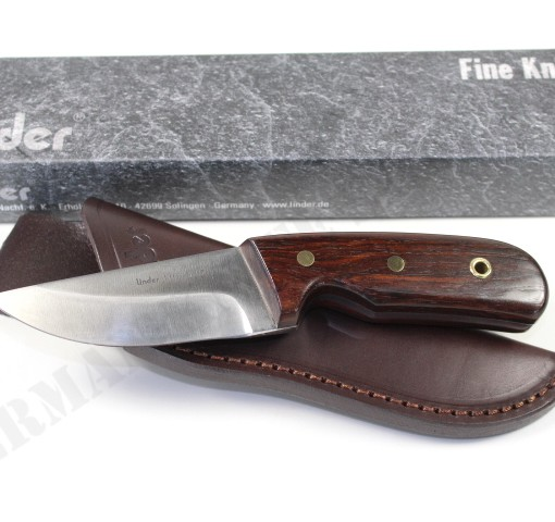LINDER HUNTING KNIFE 122010 006