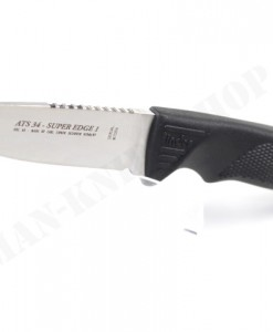 LINDER SUPER EDGE I. HUNTING KNIFE WITH ATS 34