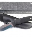 Linder Germany ATS 34 Hunting Knife SUPER EDGE 4