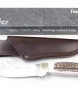 Linder ATS34 Hunting Knife