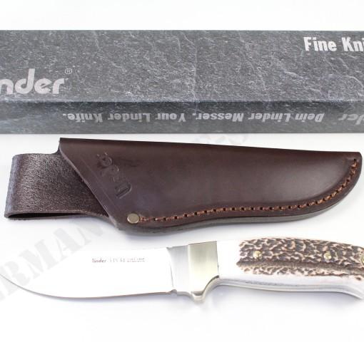 Linder ATS34 Hunting Knife # 106412 002