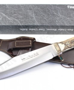Linder Bowie Deluxe Knife Buffalo