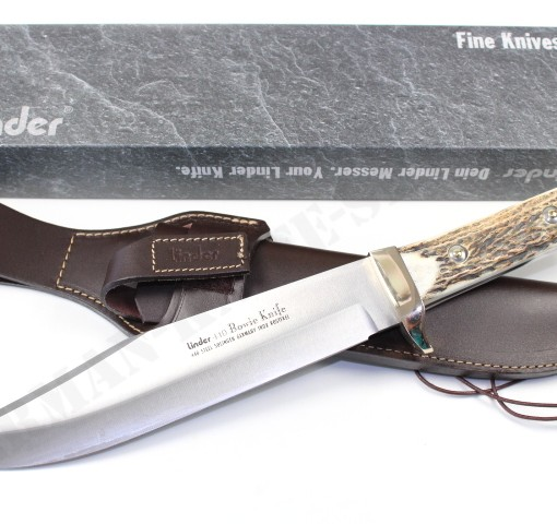 Linder Bowie Deluxe Knife Buffalo 177525 002