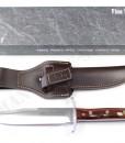 Linder Bowie Knife Cocobola