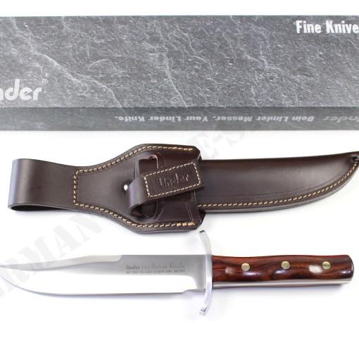 Linder Bowie Knife Cocobola # 176118 001