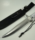 Linder Bowie Knife With Compass & Survival Kit2