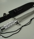 Linder Bowie Knife With Compass & Survival Kit3