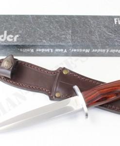 Linder Cocobola Dagger