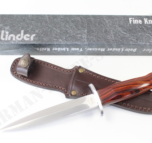 Linder Cocobola Dagger # 211015 001