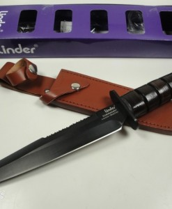 Linder Commander Combat Tanto Knife
