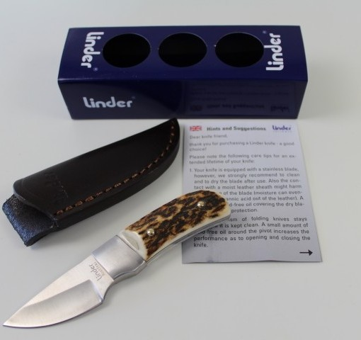 Linder Custom Knife