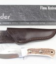 Linder Custom Stag Knife