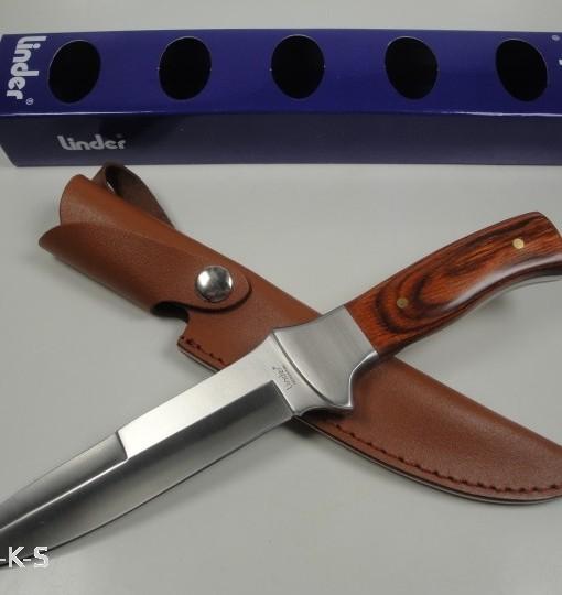 Linder Dagger Hunting Airborne Knife Al Mar Sere