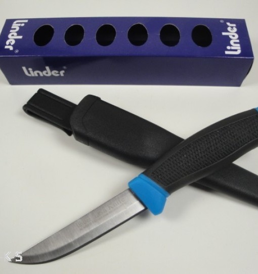 Linder Fish Camping Outdoor Fishing Knife