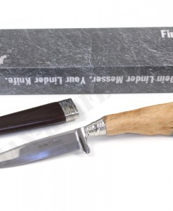 Linder Folklore Knife Deer Foot Handle