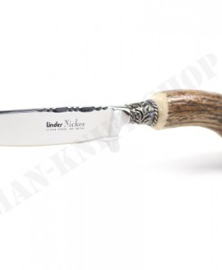 Linder Folklore Knife Crown Stag Nicker