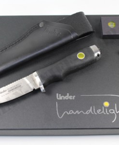 Linder Handlelight Powderit knife