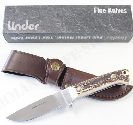 Linder Hunting Knife # 144510 006