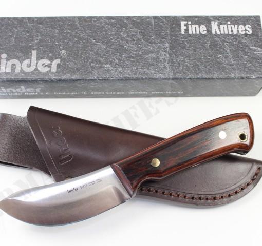 Linder Hunting Knife Cocobola # 121009 001