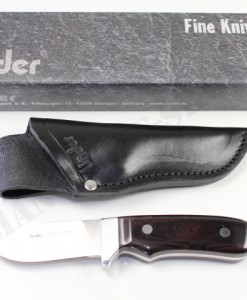 Linder Hunting Knife Grenadill