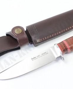 Linder Mark 2 Leather Knife
