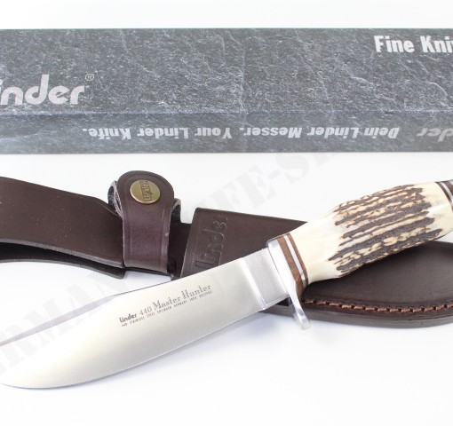 Linder Master Hunter I. # 191215 001