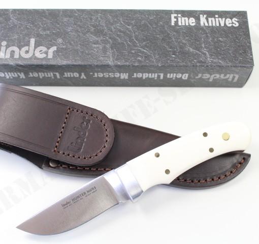Linder Micarta Hunter # 143409 001